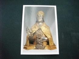 SANTINO HOLY PICTURE IMAGE SAINTE  PREGHIERA A SAN LINO - Religione & Esoterismo
