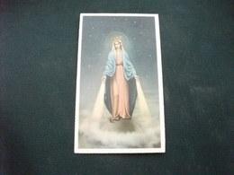 SANTINO HOLY PICTURE IMAGE SAINTE  MADONNA L. 507 - Religione & Esoterismo