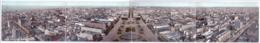 Argentina - BUENOS AIRES - Panoramic Postcard - 4 Panes. - Argentine