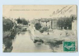 B601/ Frankreich Fontenay Le Comte Vendee 1911 AK - France