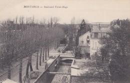 Montargis : Boulevard Victor Hugo - Montargis
