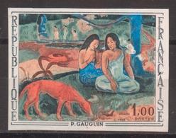 Série Artistique Gauguin De 1968 YT1568 Sans Trace De Charnière - Francia