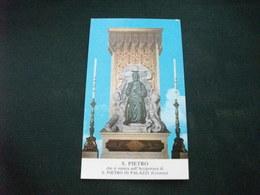 SANTINO HOLY PICTURE IMAGE SAINTE  SAN PIETRO VENERATO NELL'ARCIPRETURA DI S. PIETRO IN PALAZZI LIVORNO - Religione & Esoterismo