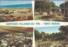 Punta Marina - Campeggio Villaggio Dei Pini - Ravenna - H5296 - Ravenna