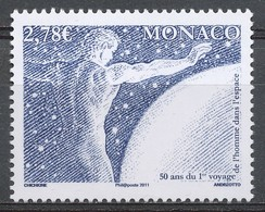 TIMBRE - MONACO - 2011 - Nr 2798 -  - Neuf - Mónaco