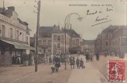 Montargis : Entrée De La Ville - Montargis