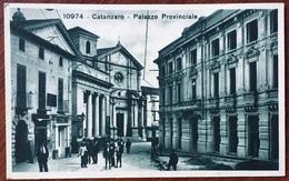 Catanzaro Marina. Palazzo Provinciale. - Catanzaro