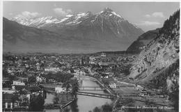 INTERLAKEN → Unterseen Bei Interlaken Mit Niesen, Ca.1930 - BE Bern