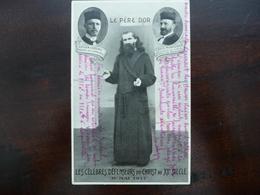 CPA - Le Père Dor - L. Lebeau, Avocat Charleroi - L. Morichar, Avocat Bruxelles- Défenseurs Du Christ Au XXe S.- 1917 - Christianisme