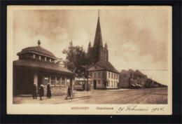 DE2226 - UERDINGEN - OBERSTRAßE 1924 - STREET SCENE - Autres