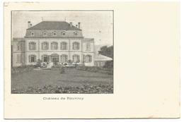 (G208) ROUVROY - Château (disparu En 1928 Suite à Un Incendie) - Rouvroy