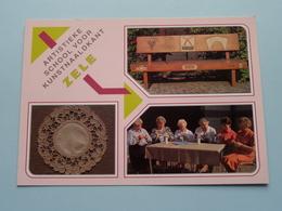 Artistieke School Voor KUNSTNAALDKANT Zele ( Avm ) Anno 1994 ( Zie / Voir Photo ) ! - Zele