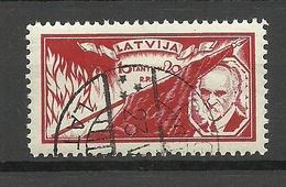 LETTLAND Latvia 1930 Michel 157 A O - Latvia