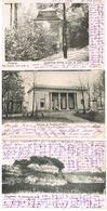 Lot 3 AK Tongeren 1904/1907 - Romeinsche Muur, La Fontaine De Plins, Buekenberg - Tongeren