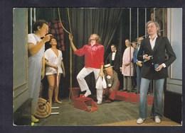 PARIS Musee Grevin Gala Union Coluche Romy Schneider Serge Gainsbourg Lino Ventura Pierre Richard Ph. Noiret Cirque - Artistes