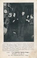 Courrier Spirite Belge Liège Spiritisme Medium Jonson, Yaryan Mort Vivant, Neilson Corsock Quebec - Liege