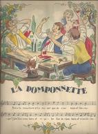 Menu Du Syndicat Des Boulangers La Ponponnette - Menu