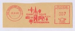 BRD AFS - FRANKFURT (MaIN), Frankfurt Sollte Sie Auch Interessieren 23.9.60 - Ferien & Tourismus