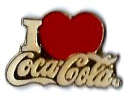 C71 - J'AIME COCA COLA - Verso : SM - Coca-Cola