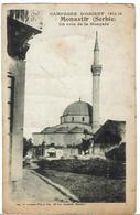 CPA - SERBIE - MONASTIR - Un Coin De La Mosquée - Dans L'état - - Serbie