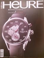 CA128 Uhrenzeitschrift HEURE Schweiz, Winter 2005, Neuwertig - Lifestyle & Mode