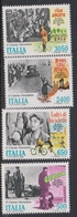 Italy Republic S 1844-1847 1988 Cinema, Mint Never Hinged - 1981-90: Mint/hinged