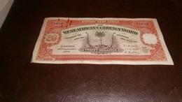 BRITISH WEST AFRICA 20 SHILLINGS 1934 - Billetes