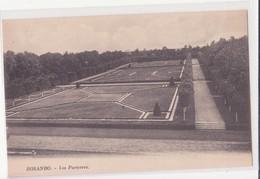 CPA - ROSANBO - Les Parterres - France