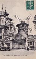PARIS - Le Moulin Rouge - Francia