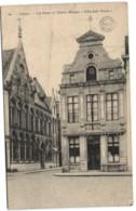 Lierre - La Poste Et Vieille Maison D'Eycken Boom - Lier
