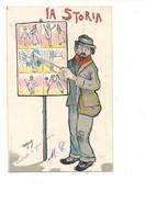 P116 UMORISTICA STORIA 1903 VIAGGIATA ILLUSTRATORE VANDOCK - Humor