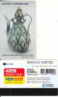 SOUTH KOREA - Celadon(reverse Letter J, W10000), 10/96, Used - Corea Del Sud