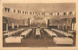 CPA 67 Bas Rhin Brasserie Restaurant Au Coucou Des Bois Grande Salle Des Fêtes Strasbourg Neuhof Willy Wolf - Strasbourg