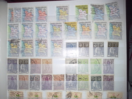 Lot 500 Stamps Angola Portuguesa - Stamps