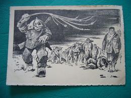 SERIE  DUX  IL CALVARIO DEI PRIGIONIERI ITALIANI IN RUSSIA - Guerra 1939-45