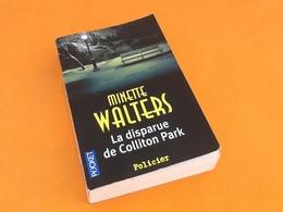 Minette Walters  La Disparue De Colliton Park - Livres, BD, Revues