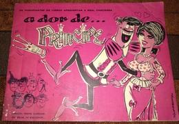 """Revista Banda Desenhada Antiga, Old Comic Book Magazine, """"Os Parodiantes De Lisboa"""" Year - Cómics (otros Lenguas)"""