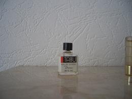 Miniature Dana Tabu 3/4 Plein - Miniature Bottles (without Box)