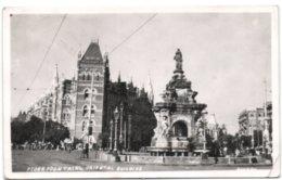 Flora Fountain Oriental Building - Bombay - Inde