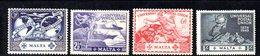 281 - MALTA  1949 , La Serie UPU INTEGRA  ***  (2380A) . - Malta