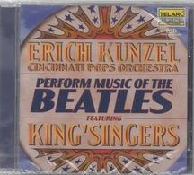 Erich Kunzel Featuring King's Singers : The Beatles 16 Titres (sous Blister) - Rock