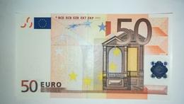 EURO-FINLAND 50 EURO (L) D001 Sign DUISENBERG UNC - EURO