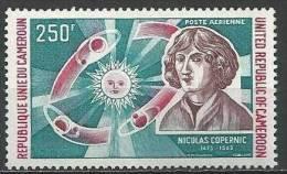 "Cameroun Aerien YT 235 (PA) "" N. Copernic "" 1974 Neuf** - Kameroen (1960-...)"