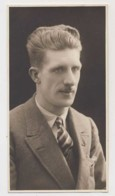 AI44 Photograph - Portrait Of A Man, Photo By Osborne Of Coventry - Anonymous Persons