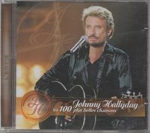 Johnny Hallyday : Les 100 Plus Belles Chansons Vol 3 L'Envie Sur La Série De 5 CDs - Rock