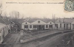 Romorantin.  Usine Hydraulique Et à Vapeur De Mousseaux.  Boulonnerie Léon Labbé.  ( Rare ) - Romorantin