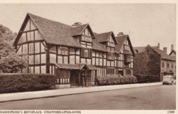 AM11 Shakespeare's Birthplace, Stratford Upon Avon - Stratford Upon Avon