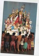 INDIA  - AK 355144 Kolata - Durga Immersion - India