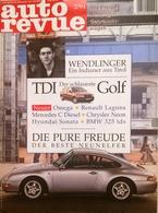 CA151 Autozeitschrift Auto Revue, Nr. 2/1994, Porsche 911, BMW 325 Tds, Neuwertig - Auto & Verkehr