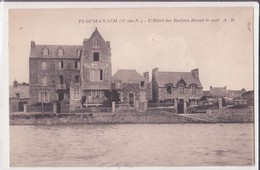 CPA -  PLOUMANA'CH - L'hôtel Des Rochers Devant Le Port - Ploumanac'h